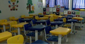 44 milhões de alunos foram afetados com o fechamento das escolas